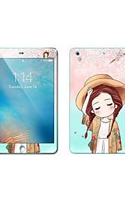 화면 보호기 용 Apple iPad Mini 3/2/1 안정된 유리 앞면&뒷면 화면 보호 제품 9H강화 2.5D커브 엣지 패턴 스크래치 방지 지문 방지