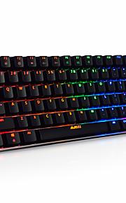 Ajazz AK33  Mechanical keyboard Black switch RGB backlit Gaming keyboard