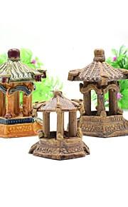 Оформление аквариума Орнаменты Керамика