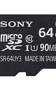 Sony Sony Ush-1 64g class10 microsdhc tf hukommelseskort 90mb / s