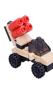 Byggeklodser Legetøj Stridsvogn Køretøjer Stk. Gave