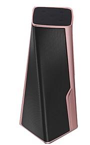 DW-7016 Indoor Bluetooth Bluetooth 2.0 3,5mm Hyllykaiutin Kulta Musta Karmiini Vaalean sininen