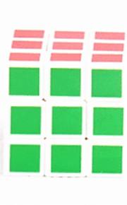 Rubiks terning Let Glidende Speedcube 3*3*3 Magiske terninger Stress og angst relief Kvadrat Gave