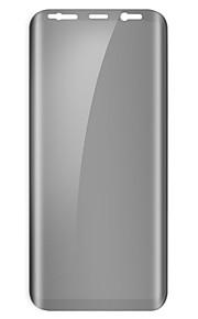 Vetro temperato Proteggi Schermo per Samsung Galaxy S8 Plus Proteggi-schermo integrale Anti-graffi Anti-spia Estremità angolare a 3D