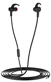 DA108 W uchu Przewodowy/a Słuchawki Dynamiczny Aluminum Alloy Sport i fitness Słuchawka z mikrofonem Zestaw słuchawkowy