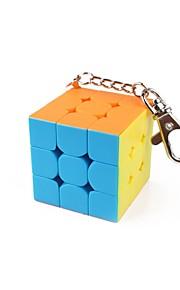 Rubiks terning Let Glidende Speedcube 3*3*3 Anti-pop Minsker stress Magiske terninger Kvadrat Gave