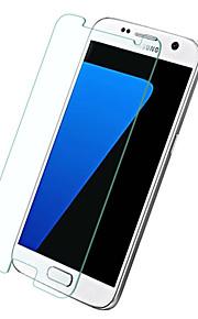 Vetro temperato Proteggi Schermo per Samsung Galaxy S7 Proteggi-schermo frontale Alta definizione (HD) Durezza 9H Estremità angolare a