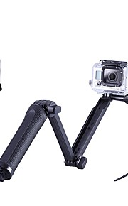 Tripod Outdoor Portable Case Foldable Extender For Action Camera Gopro 6 All Action Camera All Gopro Gopro 5 Xiaomi Camera SJCAM SJ4000