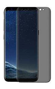 Vetro temperato Proteggi Schermo per Samsung Galaxy Note 8 Proteggi-schermo frontale Durezza 9H Anti-impronte Anti-spia Estremità