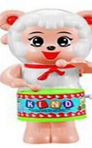 Brinquedos de Corda Robô Amigos Plástico Suave Peças Para Meninos Dom