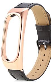 nova faixa de relógio de pulso inteligente para xiaomi miband 2 (blackgold)