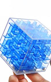 Magiske terninger 3D-labyrint Pædagogisk legetøj Legetøj Venner Mode Nyt Design Børne Voksne Stk.