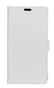 Etui Til LG G6 Pung Kortholder Med stativ Flip Heldækkende Helfarve Hårdt Kunstlæder for LG G5 LG G6 LG G4 LG G4 Stylus / LS770 LG G3