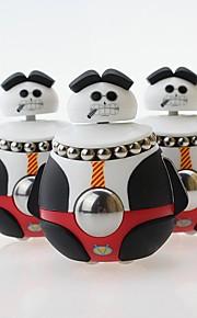 Rubiks terning Let Glidende Speedcube Alien Stress og angst relief Focus Toy Lindrer ADD, ADHD, angst, autisme Stilleben Gave