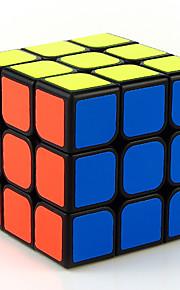 Rubiks terning MoYu 3*3*3 Let Glidende Speedcube Magiske terninger Pædagogisk legetøj Stresslindrende legetøj Puslespil Terning Glat