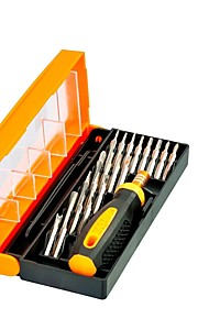 Juego de herramientas de reparación 22 en 1 Juego de destornilladores torx para electrónica de portátil