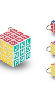 Rubiks terning Let Glidende Speedcube 3*3*3 Stress og angst relief Kontor Skrivebord Legetøj Magiske terninger Gave
