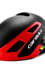 CAIRBULL Универсальные Велоспорт шлем 10 Вентиляционные клапаны Велоспорт Горные велосипеды Шоссейные велосипеды Стандартный размер