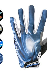 Sports Gloves Men's Women's Cycling Gloves Autumn/Fall Winter Bike Gloves Multifunction Full-finger Gloves Lycra Spandex Cycling
