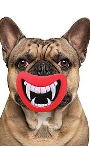 Hundleksak Husdjursleksaker Pipande leksaker gnissla Halloween För husdjur