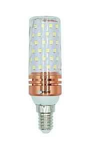 1 stk 16W E14 LED-kornpærer 84 leds SMD 2835 Varm hvit Hvit Dual Light Source Color 1300lm 3000-3500  6000-6500  3000-6500K AC 220-240V