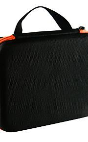 Förvaringsbox Utomhus Repsäker Bärbar Väska För Actionkamera Gopro 6 All Action Camera Gopro 5 Xiaomi Kamera Sport DV Android-Mobil