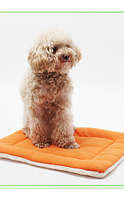 Dog Bed Pet Mats & Pads Solid Pink Blue Coffee
