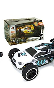 RC Auto QY1801B Auto High-Speed 4WD Treibwagen 1:18 14 KM / H 2.4G