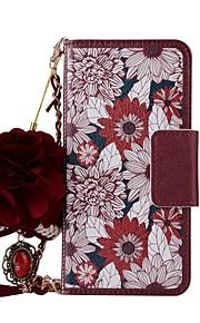 Custodia Per P10 Plus P10 Porta-carte di credito A portafoglio Con supporto Con chiusura magnetica Fantasia/disegno A calamita Fai da te