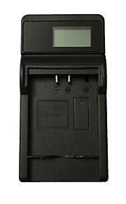 Ismartdigi 13L LCD USB Camera Battery Charger for 13L NB-13L Canon PowerShot G7XII G7X G5X G9X SX720 HS NB-13L Battery - Black