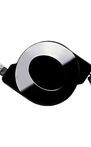 cable de parche de red ethernet retráctil 10/100 mbps