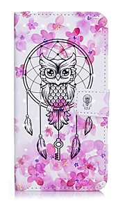 Case For Apple iPhone X iPhone 8 Card Holder Wallet with Stand Full Body Owl Hard PU Leather for iPhone X iPhone 8 Plus iPhone 8 iPhone 7