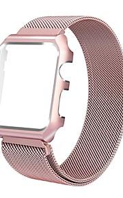 Aço Inoxidável Pulseiras de Relógio Alça Rosa 25cm / 9.84 polegadas 2cm / 0.8 Polegadas