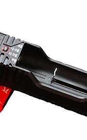 KLARUS K1 Batterioplader Bærbar Strømslukningsbeskyttelse Pro Høj kvalitet Beskyttende Redskaber Let og bekvemt Opladningsindikator ABS
