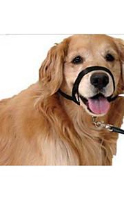 Cachorro Focinheiras Ajudas de Comportamento Treinador Portátil anti Bark ajustável flexível