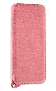 Кейс для Назначение SSamsung Galaxy S8 Plus S8 Бумажник для карт со стендом Флип Чехол Сплошной цвет Твердый Искусственная кожа для S8