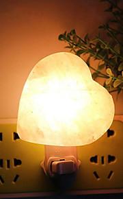 youoklightwarm לבן טבעי healayan כדור הארץ כדור מלח מנורה לילה אור קישוט אוויר טיהור אותנו תקע