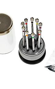 Ferramentas de Manutenção & Kits Abridor de Relógio Plásticos Metalic Acessórios de Relógios 12.50*7.00*7.00 0.09
