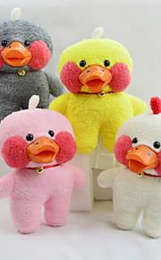 Zabawki Zabawki Kaczka Zwierzęta Zwierzę Animals Animals Miękki Cartoon Toy Dekoracyjna Kurczak i kura Motyw kreskówkowy Dla dorosłych 1