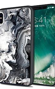 Custodia Per Apple iPhone X iPhone 8 Plus Fantasia/disegno Custodia posteriore Paesaggi Morbido TPU per iPhone X iPhone 8 Plus iPhone 8