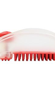 Reiniging Reinigings & Poetsmiddel Kammen Borstels Baden Massage Rood Blauw