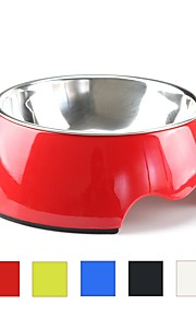 Cat Dog Outfits Bowls & Water Bottles Pet Bowls & Feeding Ergonomic Design Easy to Install Adjustable Flexible Durable Blue Green Red