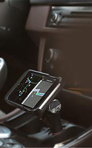 شاحن سيارة شاحن لاسلكي الهاتف شاحن أوسب USB شاحن لاسلكي Qi مخرجUSB 1 1A iPhone X iPhone 8 Plus iPhone 8