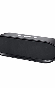 CY01 Bluetooth högtalare Bluetooth 4.1 Audio (3.5 mm) TF-Kortplats Bokhyllehögtalare Guld Svart Silver Rosa