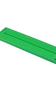 open source hardwargreen breadboard syb-120/ 4.6cm in width17.7cm in length