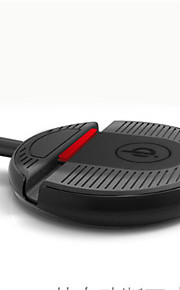 شاحن لاسلكي الهاتف شاحن أوسب USB شاحن لاسلكي Qi مخرجUSB 1 1A DC 5V