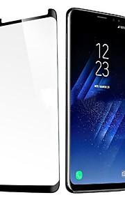 Proteggi Schermo Samsung Galaxy per S9 Vetro temperato 1 pezzo Proteggi-schermo frontale Estremità angolare a 3D Anti-impronte