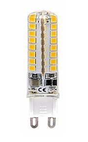 SENCART 1pc 4W 600 lm E14 G9 G4 LED-kornpærer T 64 leds SMD 2835 Dekorativ Varm hvit Kjølig hvit 110-120V 220V-240V