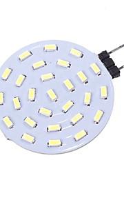 SENCART 1pc 1.5 W 160 lm G4 LED-lamper med G-sokkel T 27 leds SMD 4014 Dekorativ Varm hvit Hvit 12V