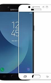 Proteggi Schermo Samsung Galaxy per J7 (2017) Vetro temperato 1 pezzo Proteggi-schermo frontale Estremità angolare a 3D Estremità